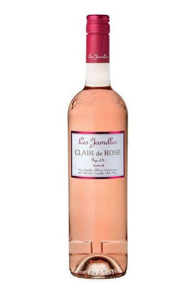 Les Jamelles Claire De Rose