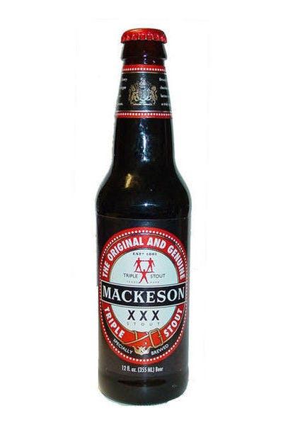 Mackeson XXX Stout
