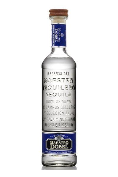 Maestro Dobel Silver Tequila