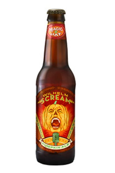 Magic Hat Wilhelm Scream Pumpkin Ale