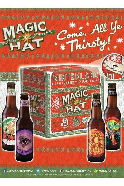 Magic Hat Winterland Variety Pack