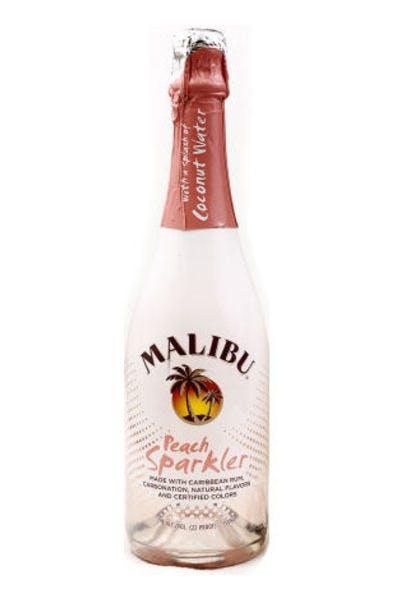Malibu Peach Sparkler