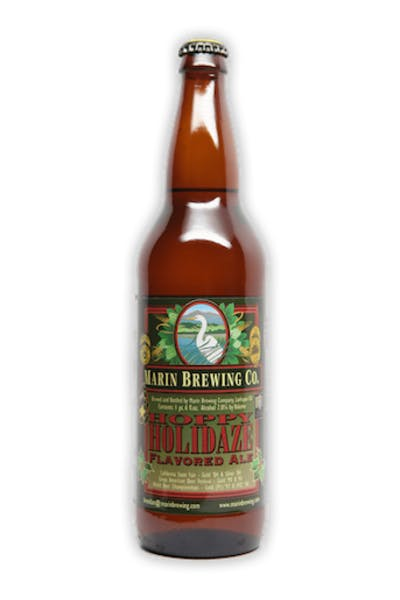 Marin Brewing Co. Hoppy Hollidaze Ale