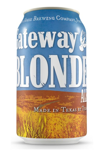 Martin House Brewing Company Gateway Blonde