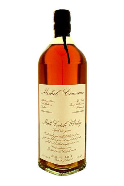 Michel Couvreur 12 Year Overaged Malt Whisky
