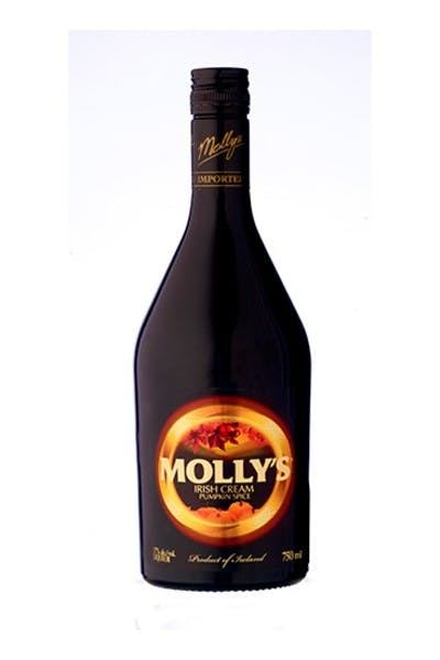 Molly's Irish Cream Pumpkin Spice
