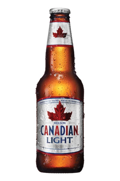 Molson Canadian Light