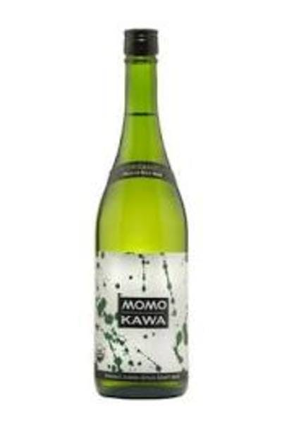 Momokawa Sake Organic Junmai Ginjo