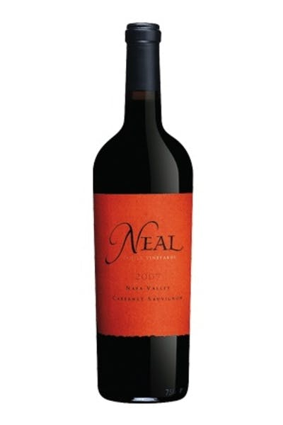 Neal Family Cabernet 2009