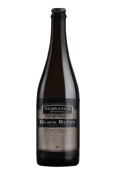 Nebraska Brewing Reserve Series Sexy Betty Imperial Stout