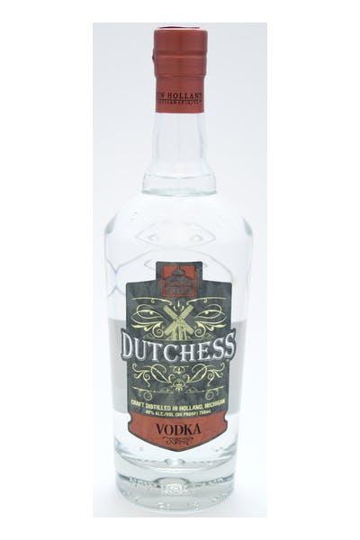 New Holland Dutchess Vodka
