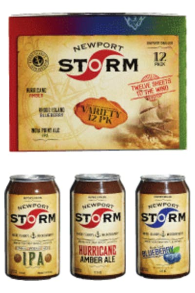 Newport Storm Variety Pack
