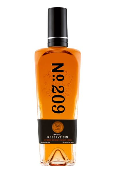 No. 209 Cabernet Sauvignon Barrel Reserve Gin