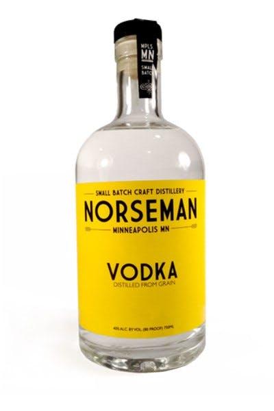 Norseman Small Batch Vodka