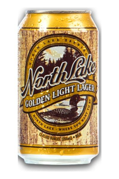 North Lake Golden Light Lager
