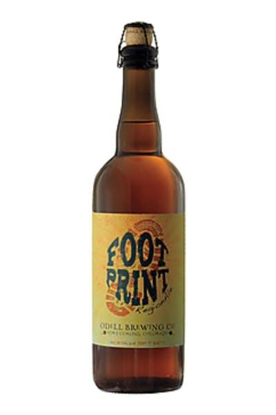 Odell Footprint Region Ale