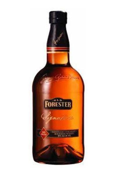 Old Forester Bond