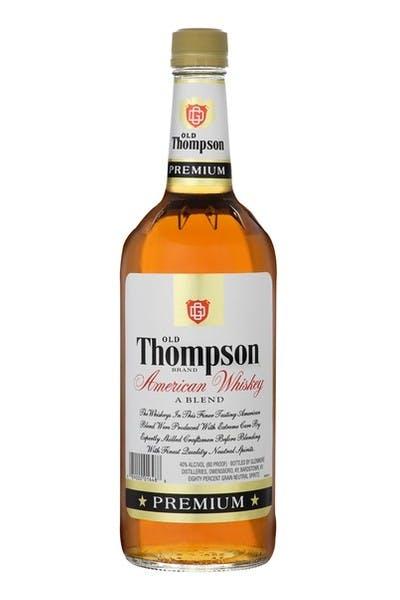 Old Thompson Whiskey