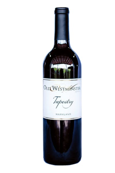 Old Westminster Winery Tapestry Red