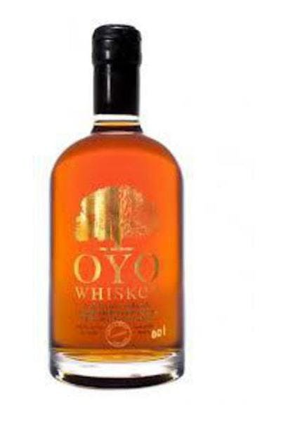OYO Wheat Whiskey