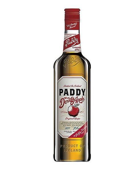 Paddy Devil's Apple Irish Whiskey