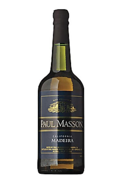 Paul Masson Madeira