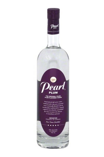 Pearl Plum Vodka
