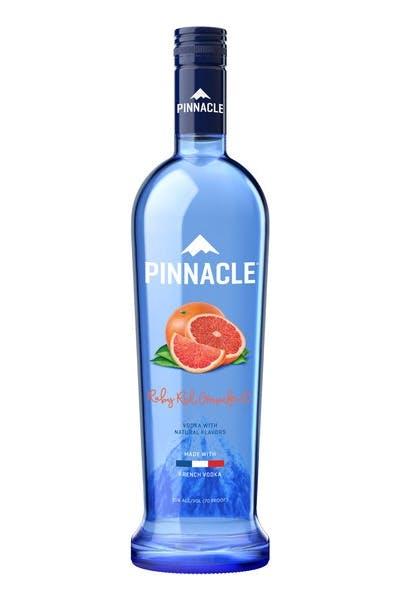 Pinnacle Ruby Red Grapfruit Flavored Vodka
