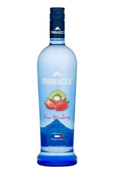 Pinnacle Kiwi Strawberry Flavored Vodka
