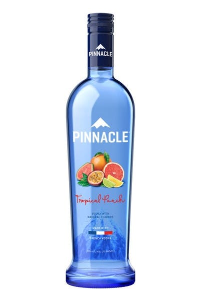 Pinnacle Tropical Punch Flavored Vodka