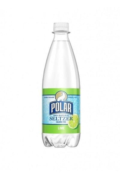 Polar Seltzer Water Lime