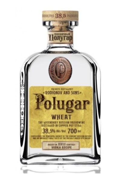 Polugar Vodka