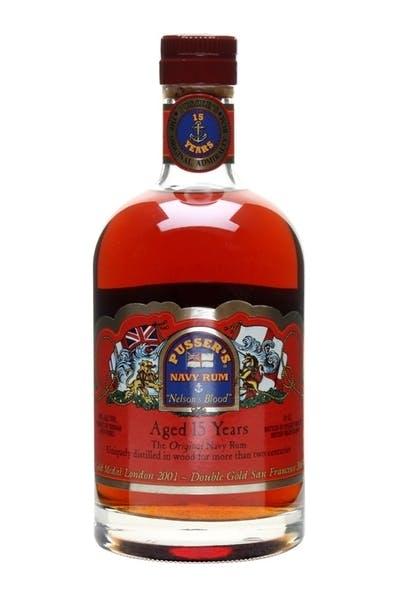 Pusser's Rum 15 Year