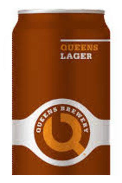 Queens Brewery Lager