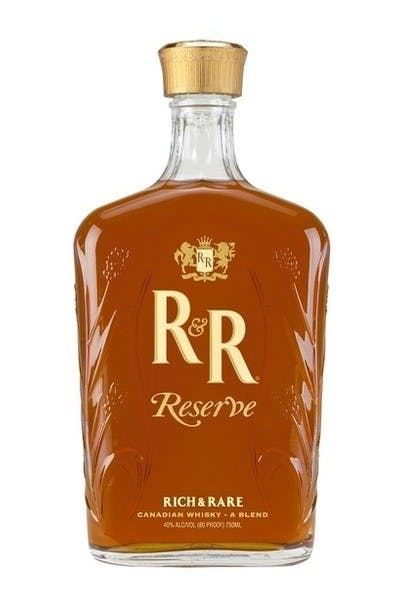 R&R Reserve Canadian Whisky