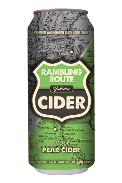 Rambling Route Pear Cider