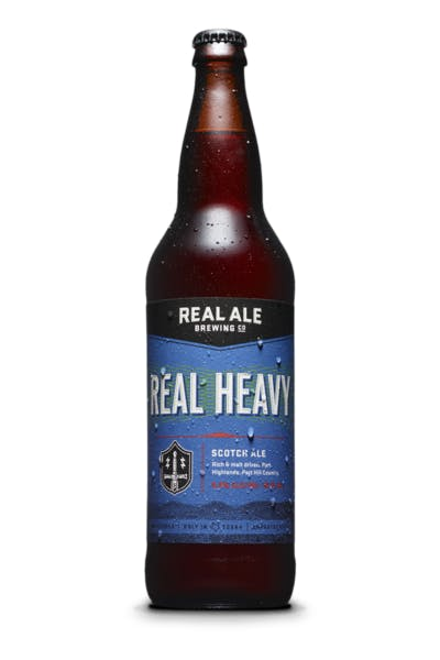 Real Ale Real Heavy Scotch Ale