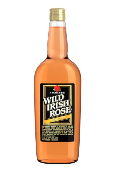 Richards Wild Irish Rose Wild Fruit Wine
