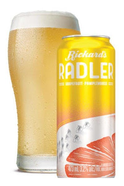 Rickard's Grapefruit Radler