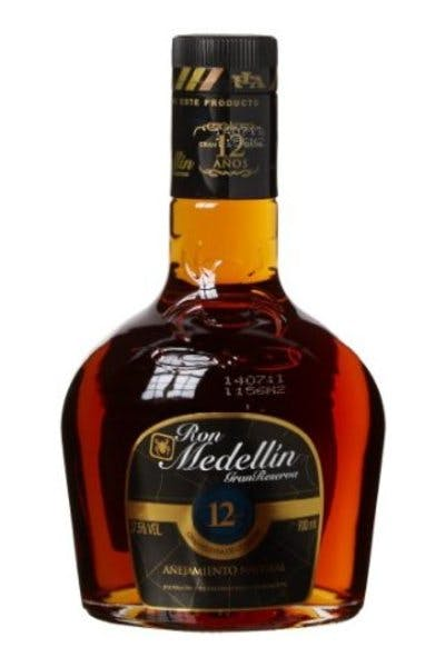 Ron Medellin Rum Grand Reserva 12 Year