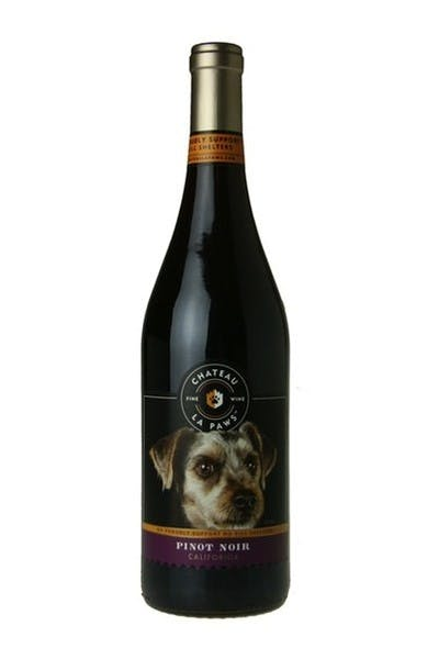 Rosenblum Ch La Paws Pinot Noir