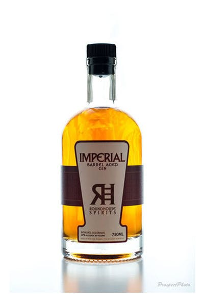 Roundhouse Imperial Barrel Aged Gin