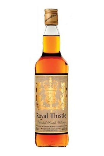 Royal Thistle Blended Scotch