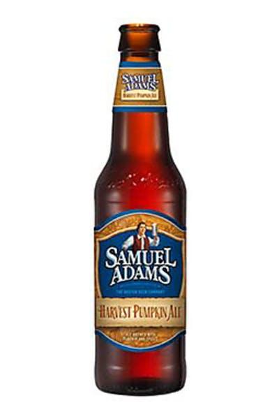 Samuel Adams Harvest Pumpkin