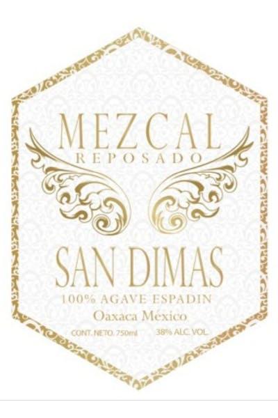 San Dimas Mezcal Reposado