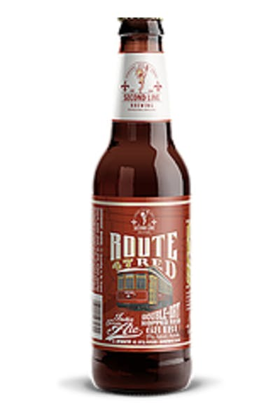 Second Line Brewing Route 47 Red IPA