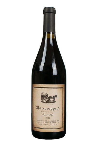 Sharecroppers Pinot Noir