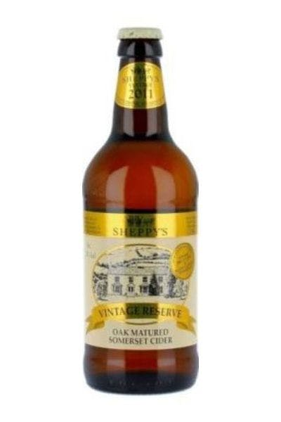 Sheppys Vintage Reserve Oak Matured Cider