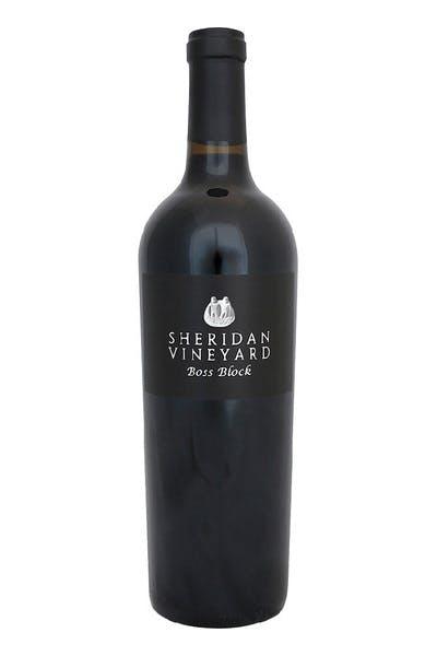 Sheridan Cabernet Franc Yakima Boss Block