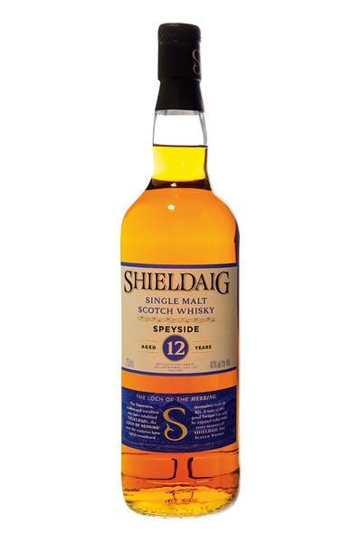 Shieldaig Speyside Single Malt 12yr